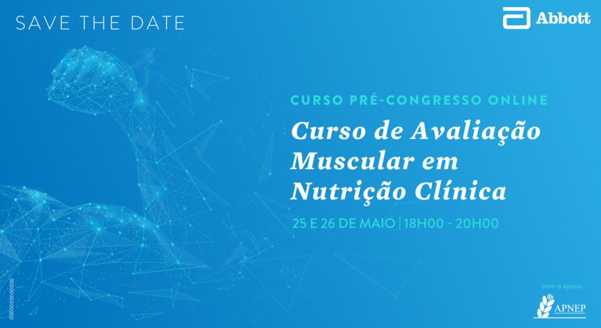 Curso de Avaliação Muscular em Nutrição Clínica